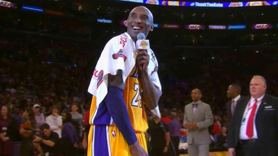 Kobe Bryant Scores 60 in Epic Final Game