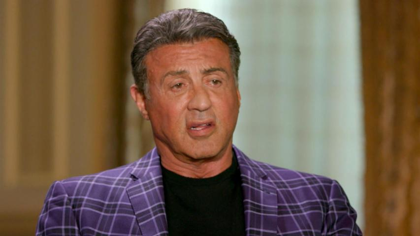 Sylvester Stallone: Talks about new show 'Strong,' life surrounded by women