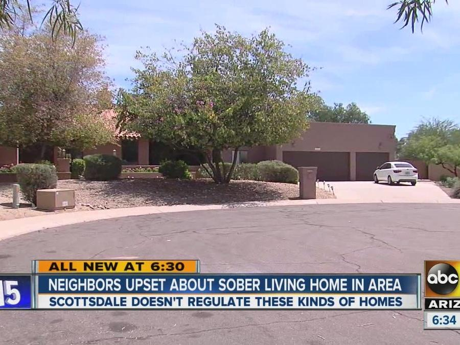 Rehab center upsets Scottsdale neighbors