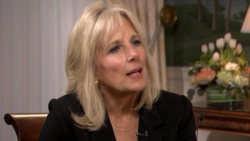 Dr. Jill Biden: 'I really do feel that Joe would've made a great president'