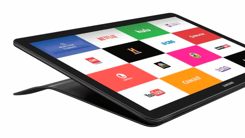 It's Big: Samsung Galaxy View