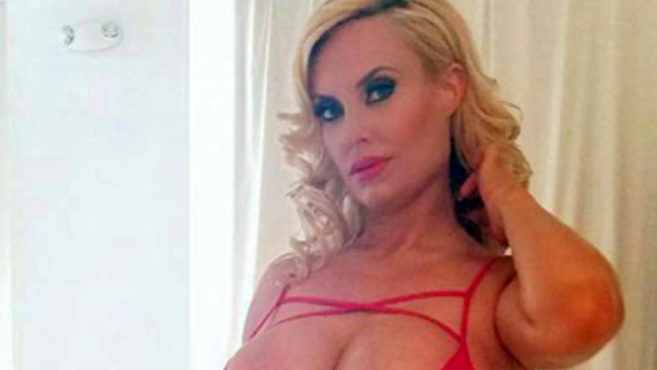 Coco Austin Bares Her Post-Baby Body in Skimpy Lingerie