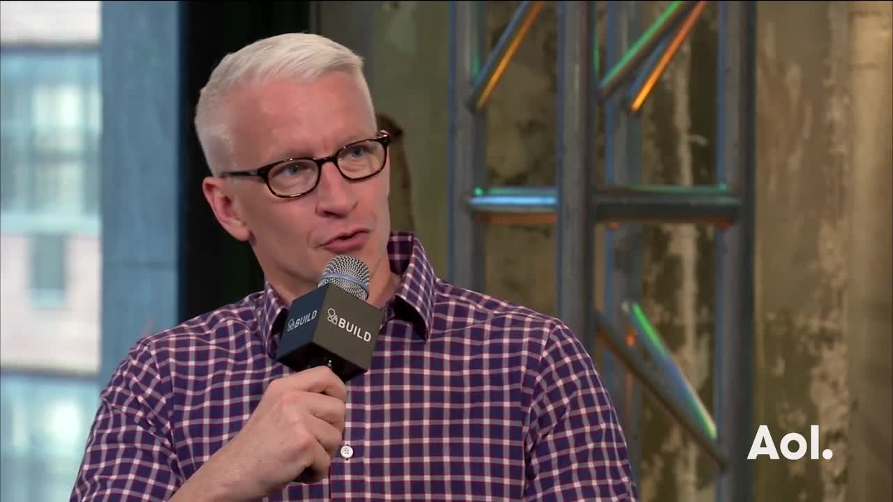 "Anderson Cooper Discusses His Authentic Filmmaking Approach With ""Nothing Left Unsaid"""
