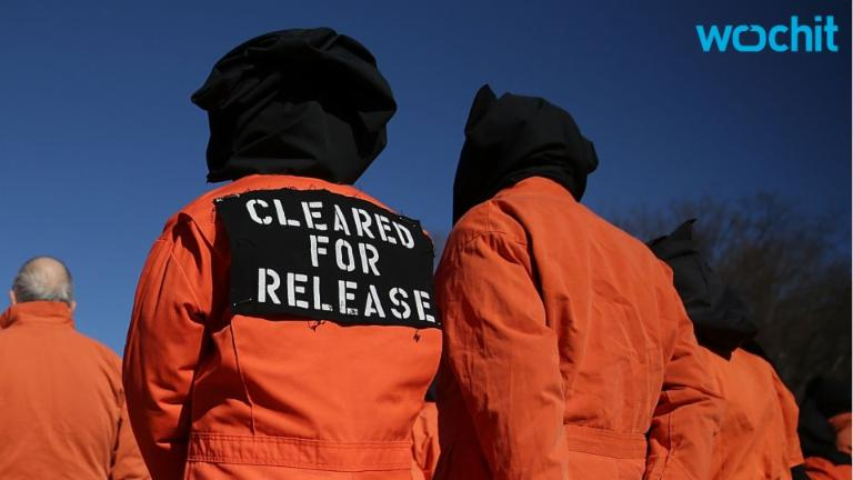 US frees nine Guantánamo Bay prisoners including hunger striker