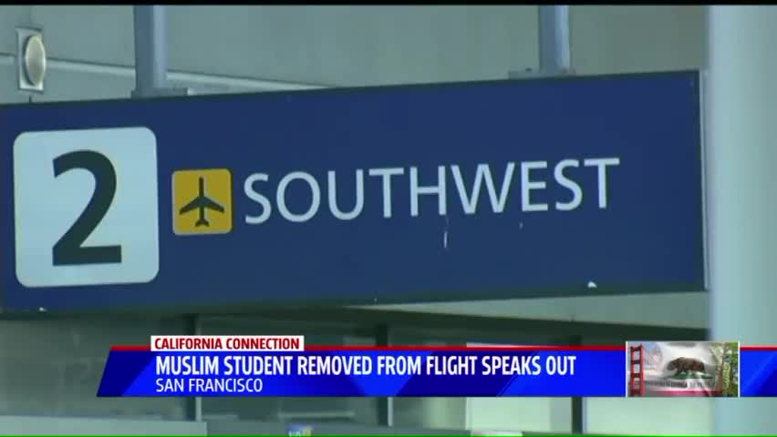 Student Says He Was Removed from Flight for Speaking Arabic