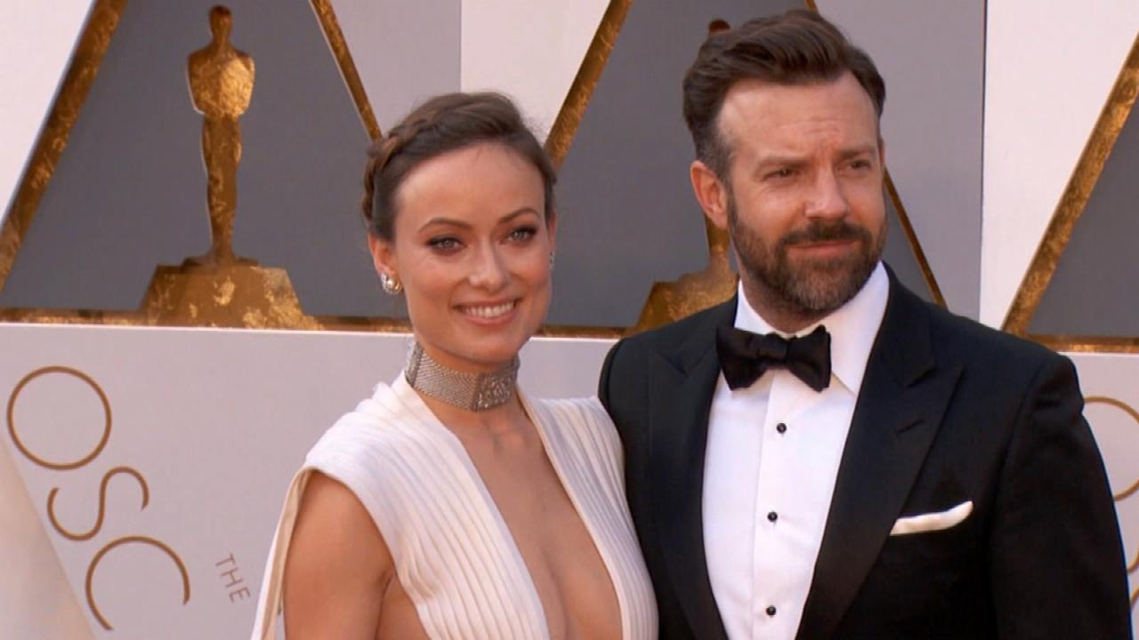 Olivia Wilde Shows Off Her Baby Bump