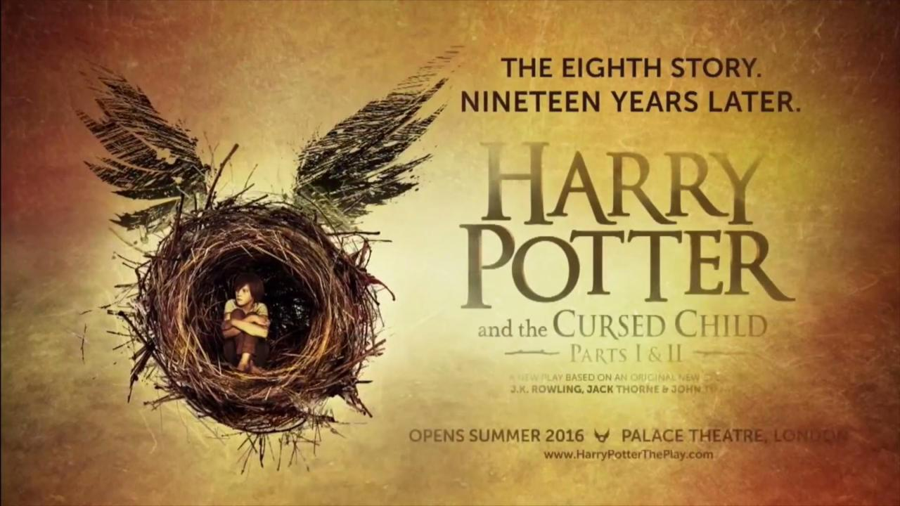 New Details Revealed About Harry Potter Play