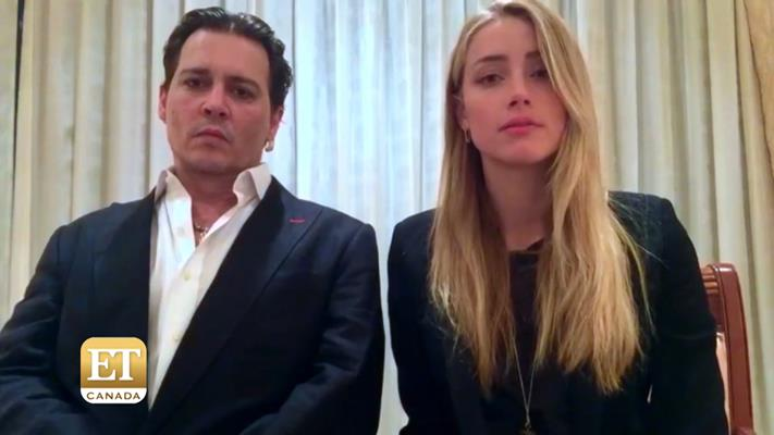 Johnny Depp And Amber Heard In Australian Court