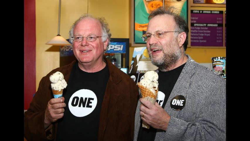Ben & Jerry's Founders Arrested During Protest at US Capitol