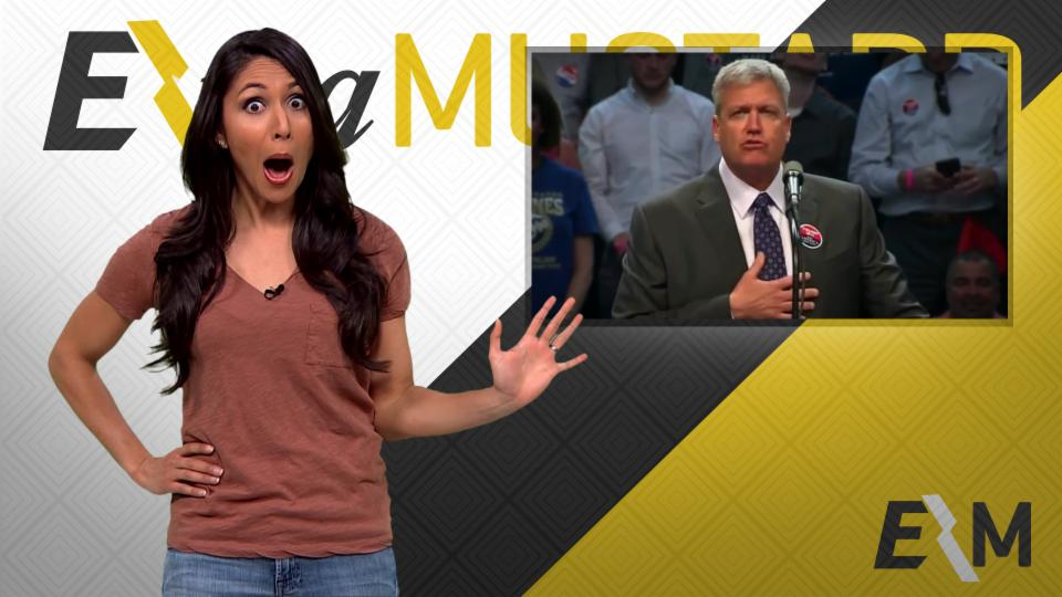 Mustard Minute: Donald Trump says Jets won two championships under Rex Ryan