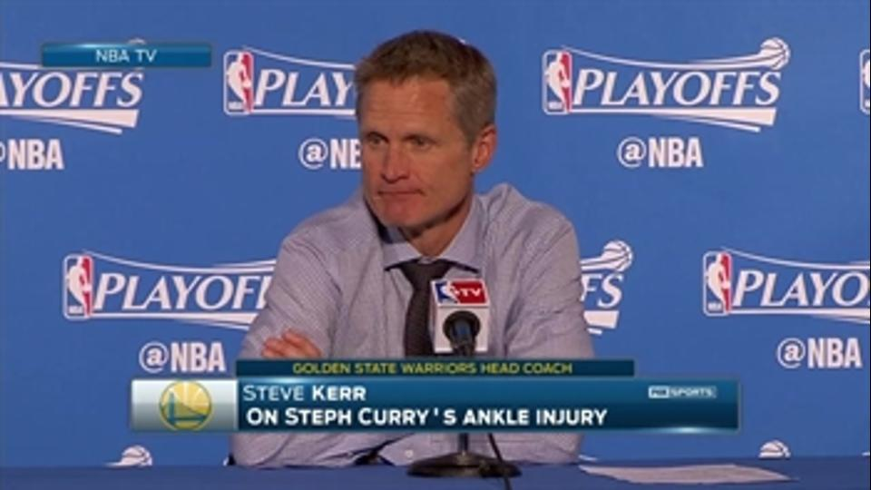 Steve Kerr: 'We never want to put winning ahead of a player's career'