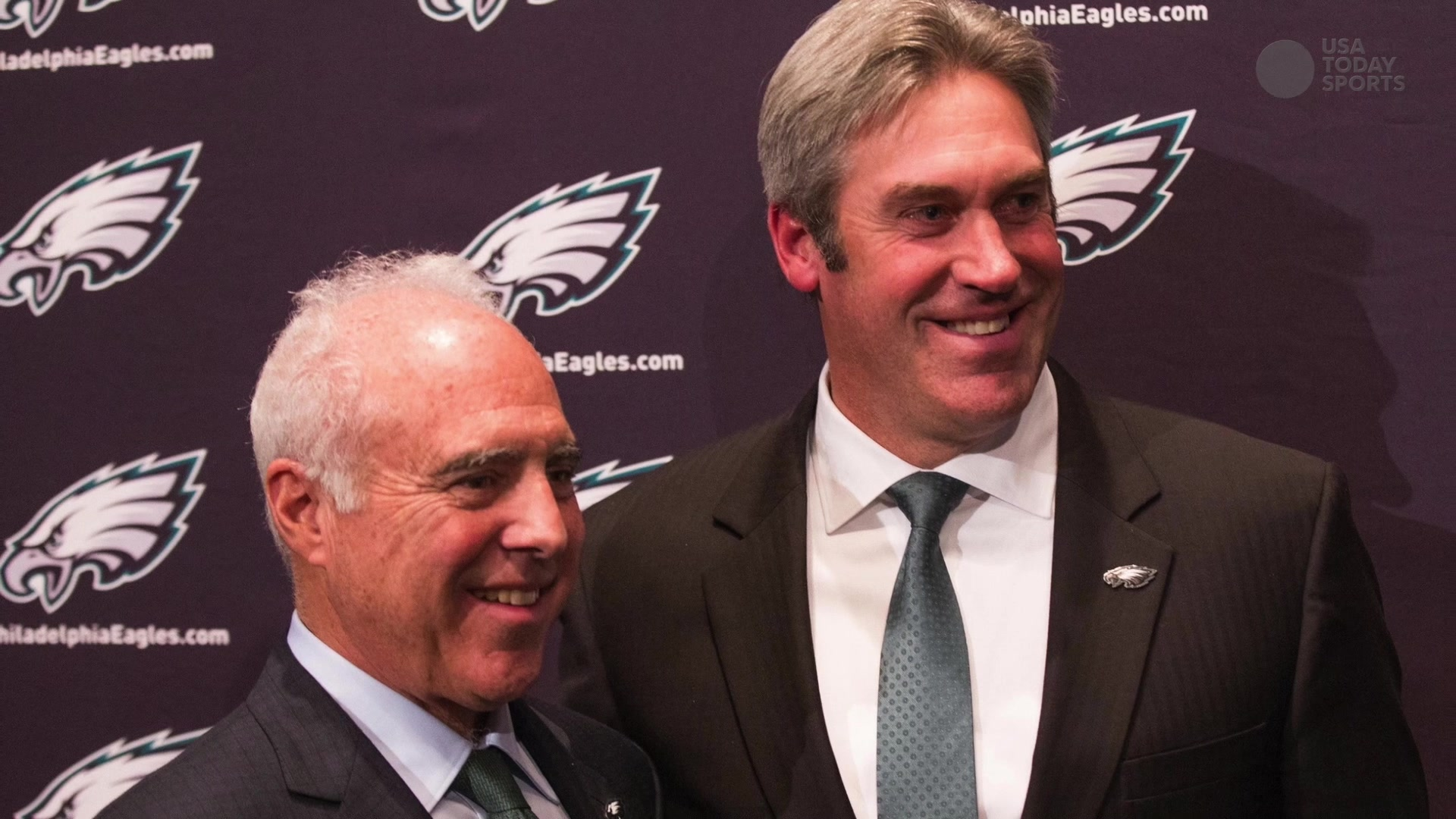 Eagles Trade for No. 2 Pick in NFL Draft