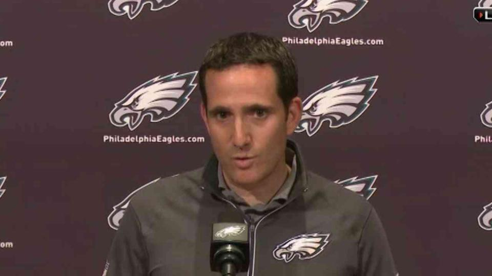 Eagles Explain Monster Deal with Browns