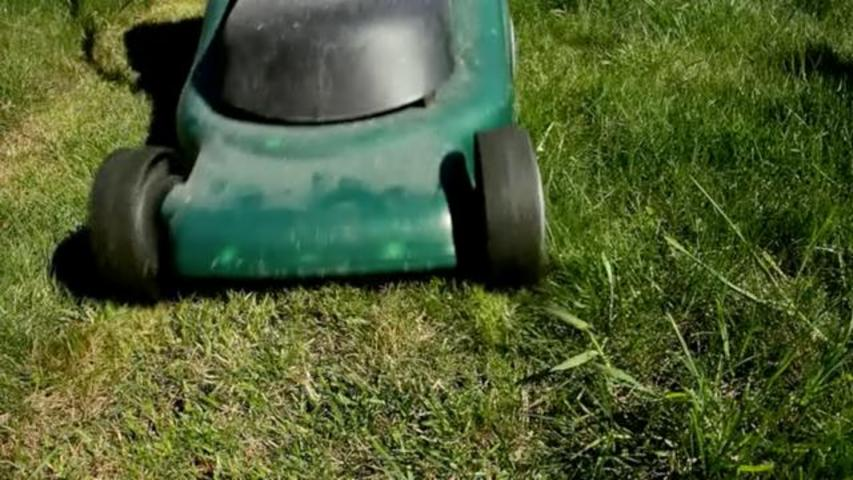 87-Year-Old Man Faints While Mowing Lawn, Responding EMT Finishes The Job