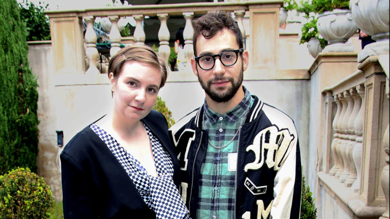 Lena Dunham Gets a Ring From Her Boyfriend