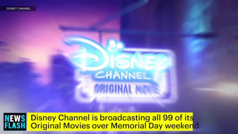 Disney Channel Airing Original Movie Mega Marathon Memorial Day Weekend