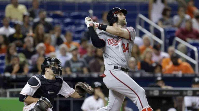 Bryce Harper the New Barry Bonds?