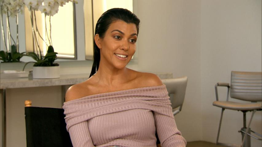 Kourtney Kardashian on Gluten-Free and No Diary Diet