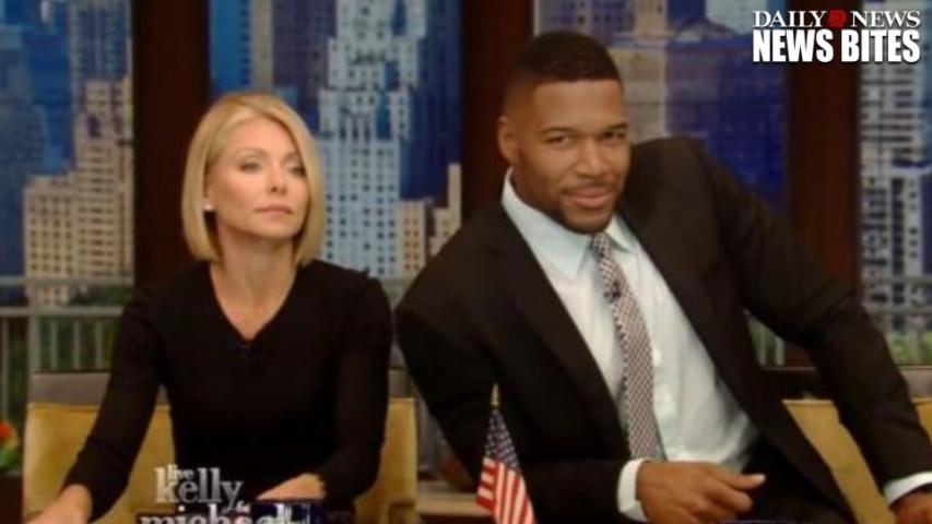 EXCLUSIVE- Kelly Ripa Is Dodging Michael Strahan