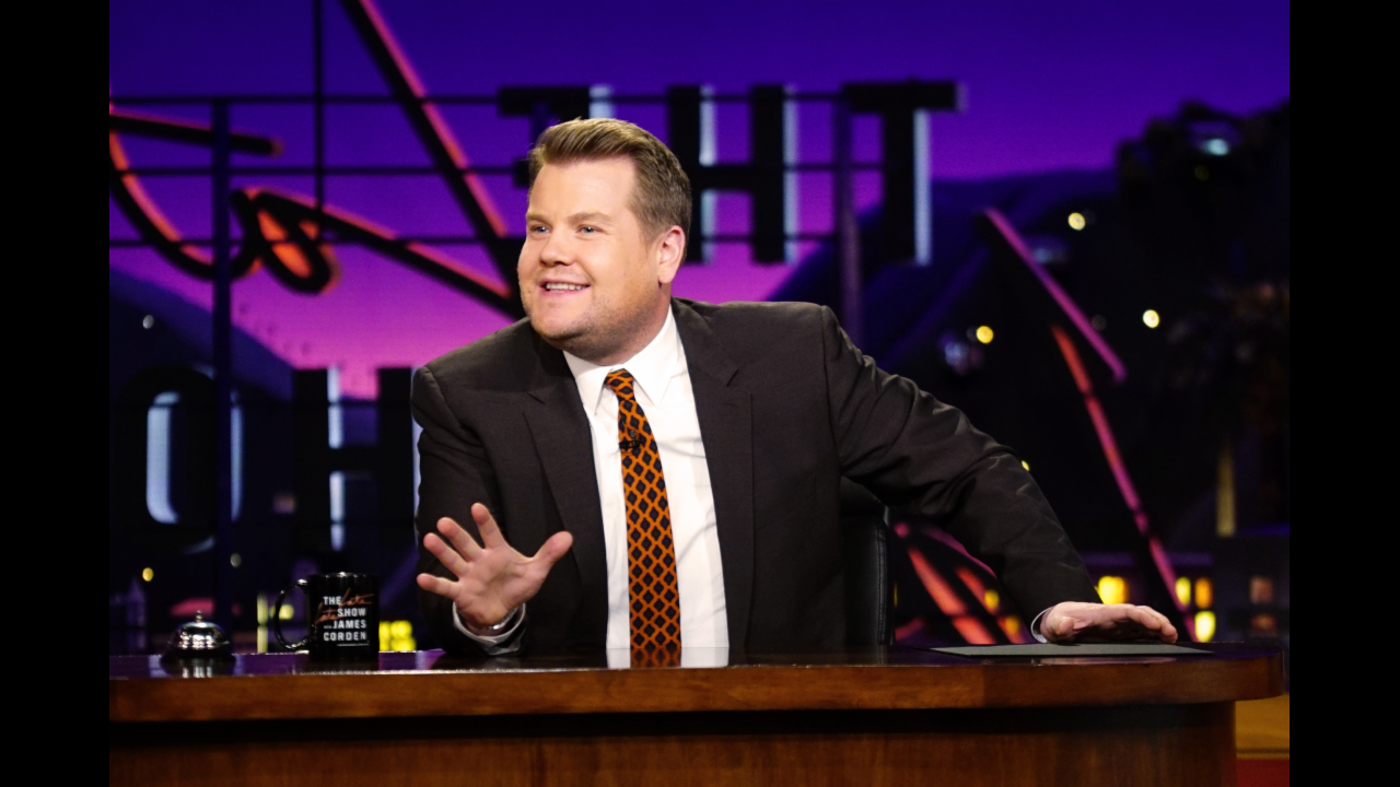 James Corden Plays Hilarious Game With 'The Huntsman' Cast and More News