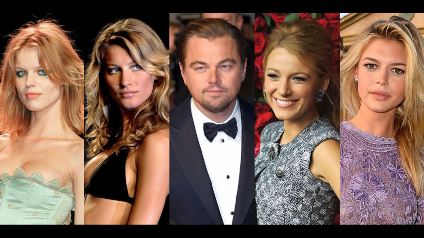 The Complete History of Leonardo DiCaprio's Model-Filled Love Life