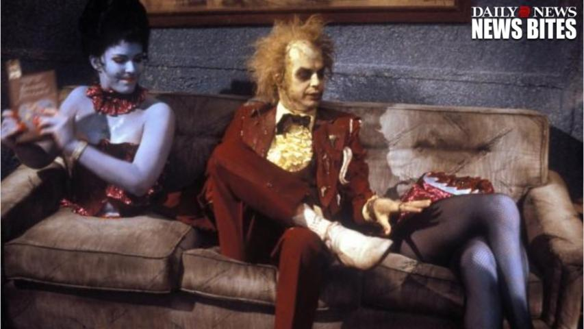 Tim Burton-Themed Bar To Open This Month In NYC, Featuring 'Beetlejuice' Doorman
