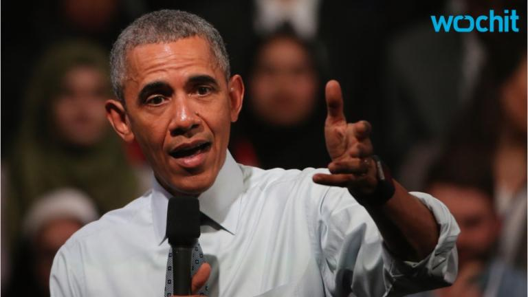"Obama Gives Advice To Leaders Of 'Black Lives Matter"" Movement"