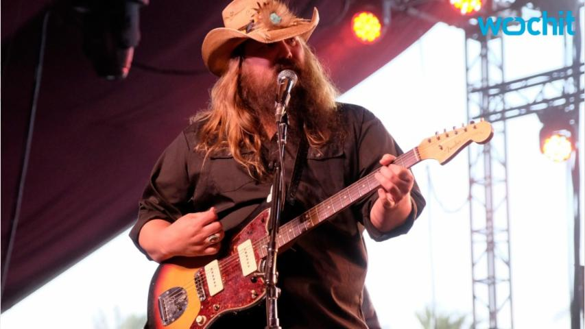 Chris Stapleton Pays Tribute To Merle Haggard
