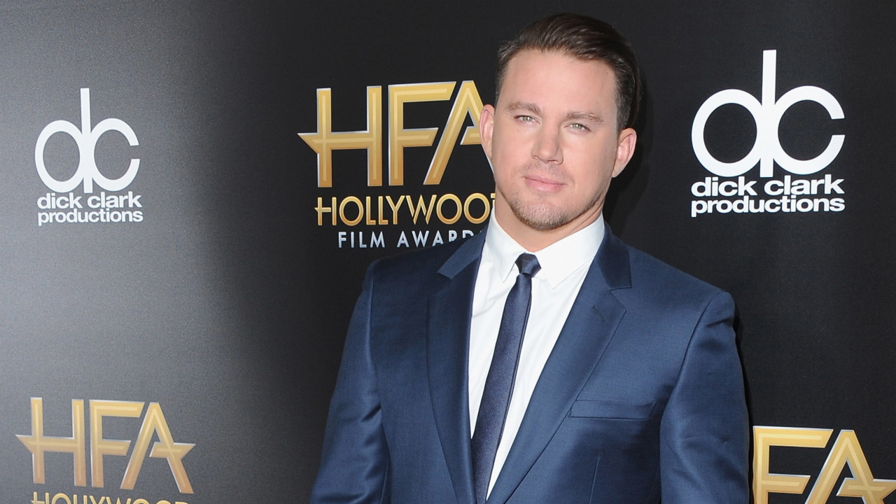 20 Times Channing Tatum Was Too Hot to Handle