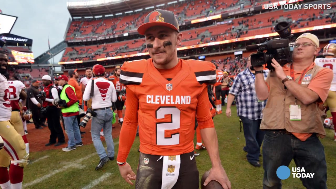 Johnny Manziel Indicted on Misdemeanor Assault Charge