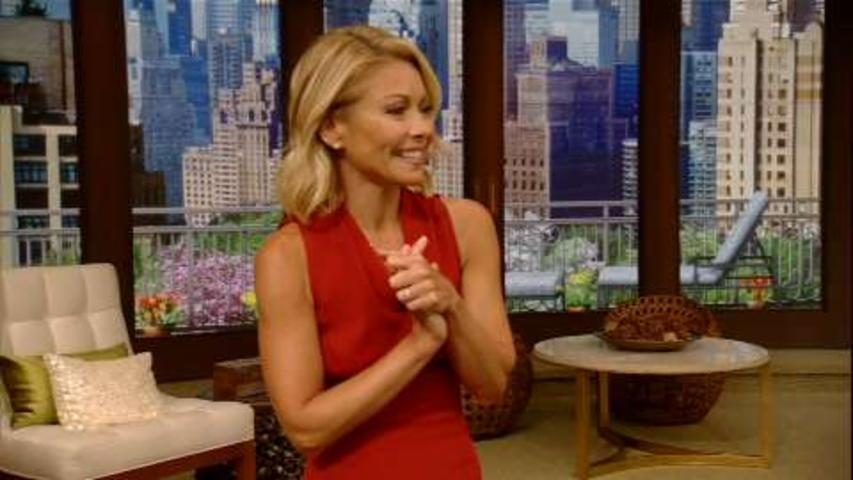 """LIVE with Kelly and Michael"": Kelly's Return"