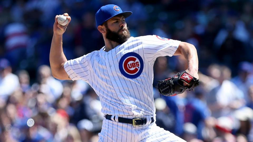 Cubs' Jake Arrieta Calls PED Accusations 'Flattering'