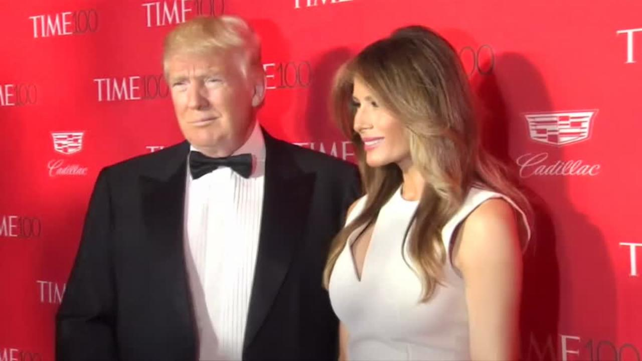Trump, Minaj among Time's '100 Most Influential'