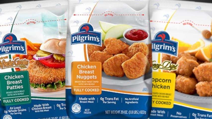 4.5M Pounds of Recalled Chicken Might Have 'Extraneous Materials'