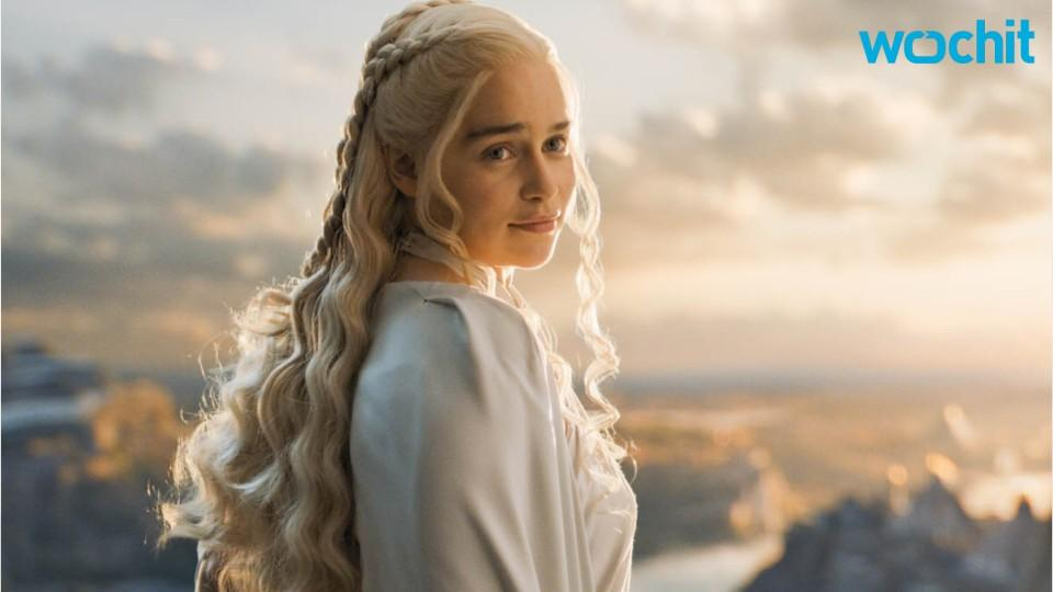 'Game of Thrones' Daenerys Targaryen Wardrobe Hack