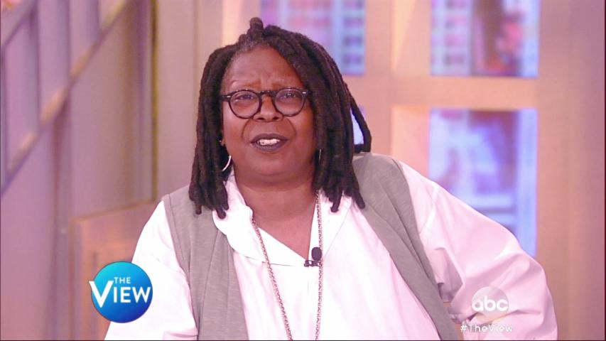 Whoopi Goldberg Responds to Donald Trump Claim She Will Leave Country if He Wins Election