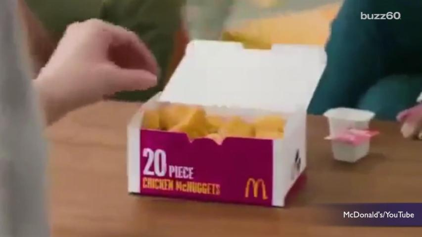 McDonald's is Changing their Beloved McNugget Recipe