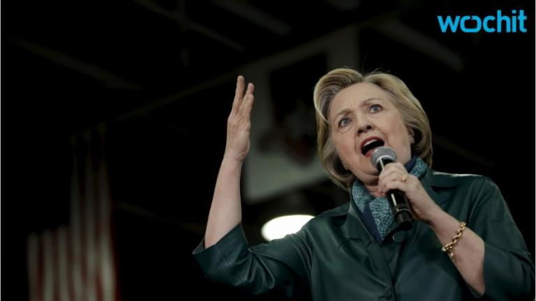 Clinton Says She's Ready To Take On Trump