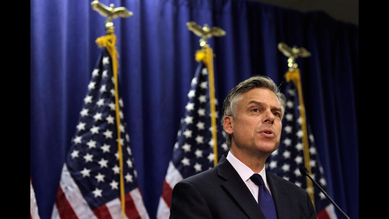 Jon Huntsman Adds to the Growing List of GOP Elite Supporting Trump
