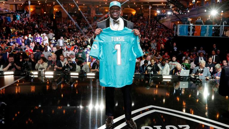 Dolphins Believe Laremy Tunsil's Former Advisor Leaked Video