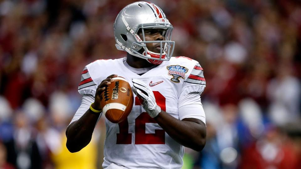 Bills Draft Former Ohio St. QB Cardale Jones in Fourth Round