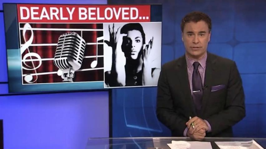 Nashville Sports Anchor Says His On-Air Prince Tribute Got Him Fired