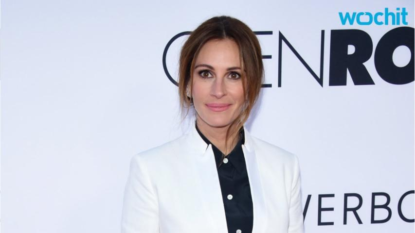 Julia Roberts Made $750K Per Day On Mother's Day