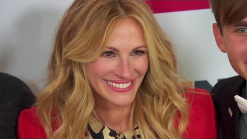 Julia Roberts Earned $3M For Four Days of Work