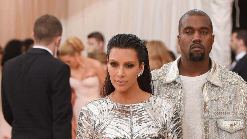 Kim and Kanye West Lead Met Gala's Wow-Worthy Moments