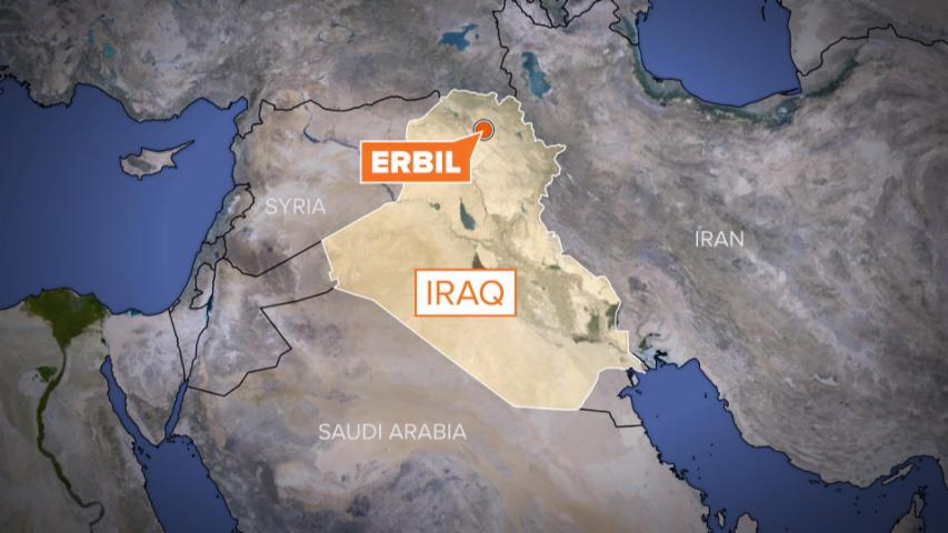 US serviceman killed in combat in Iraq