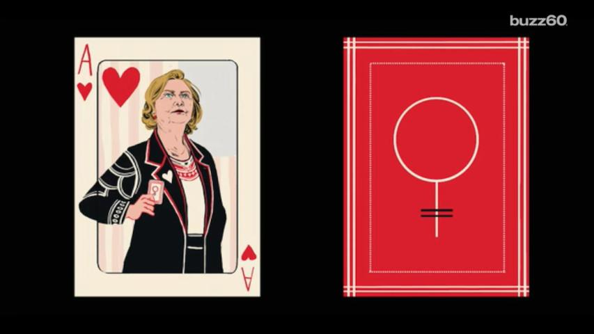 Actual 'Woman Cards' Trump Every Hand