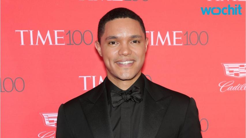 Trevor Noah Is Living The Dream