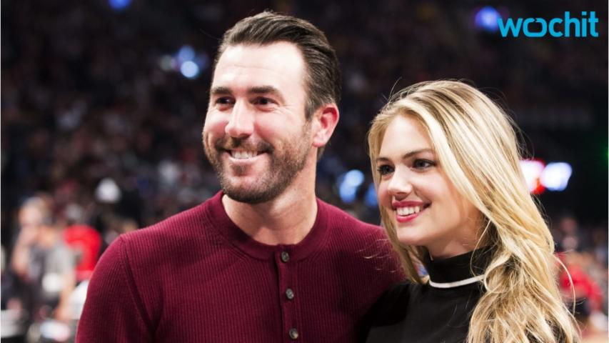 Kate Upton is engaged to MLB star Justin Verlander