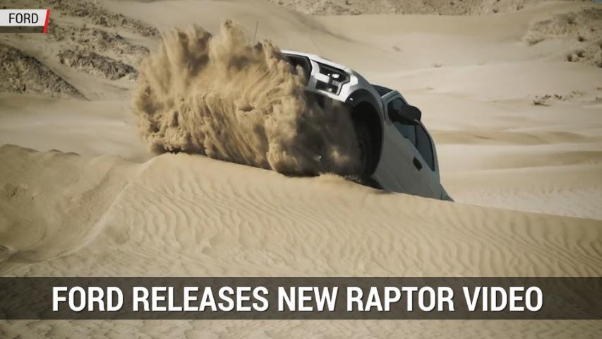 F-150 Raptor Video 1 Of 6 From Ford | Autoblog Minute